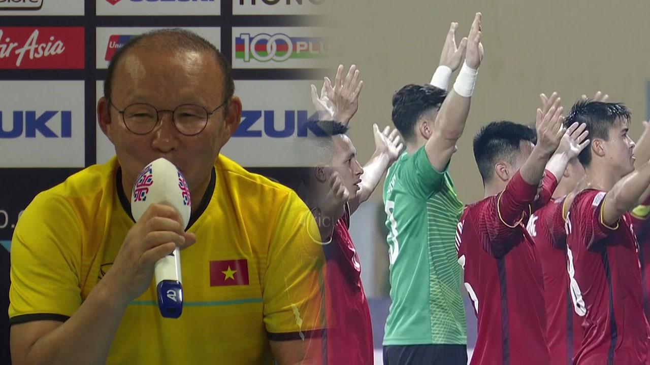박항서호 베트남, 10년 만에 스즈키컵 결승 진출