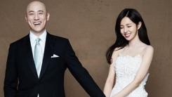 '조수애♥' 박서원 대표, 1천만원 부케 논란 일축