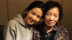 """""""일찍 찾아뵙지 못해 죄송""""...김태리, 이한열 열사 母 만난 이유"""