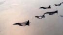 북 비행체, 개성 인근 남하...공군 긴급출격