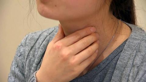 겨울철 후두염 환자 증가…방치하면 평생 쉰 목소리