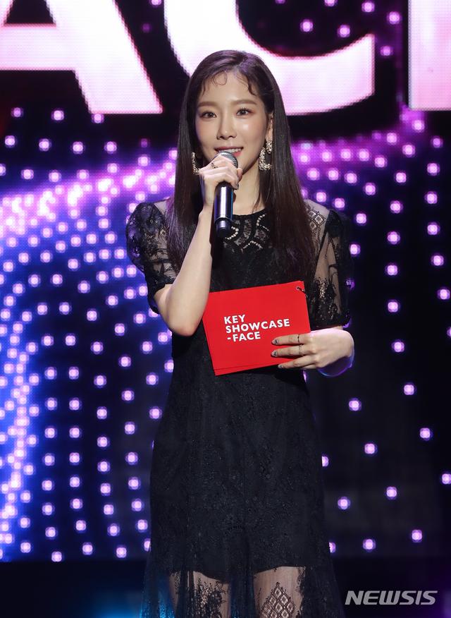 """태연, 필리핀 콘서트서 사고...""""몸과 마음이 아파"""""""