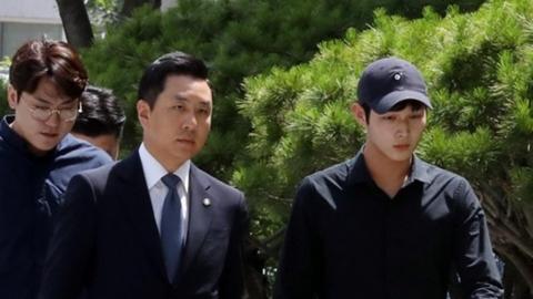 [단독] '추행 혐의' 이서원, 27사단서 훈련 중…운전병 보직 배정