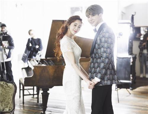 함소원♥진화 부부, 오늘(18일) 득녀...'아내의 맛'서 방송