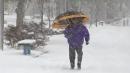 [날씨] 사흘째 북극 한파에 한강도 꽁꽁, 서해안 ...