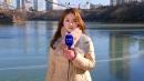 [날씨] 세밑 한파에 얼어붙은 호수...내일 낮 영...