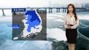 [날씨] 낮에도 영하권 추위...대기 건조·화재 주의