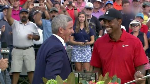 PGA '돌아온 황제'...LPGA '여전한 태극낭자'