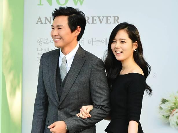"""연정훈♥한가인, 두 아이 부모된다 """"임신 20주차, 내년 5월 출산""""(공식입장)"""