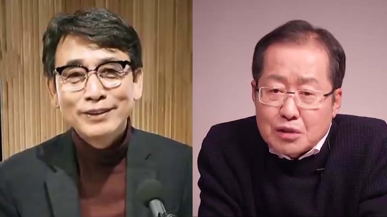 유시민 '알릴레오' vs 홍준표 'TV홍카콜라' 승자는?