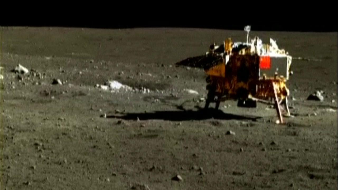 [취재N팩트] 중국, 세계 최초 '달의 뒷면' 착륙 성공...우주굴기 과시