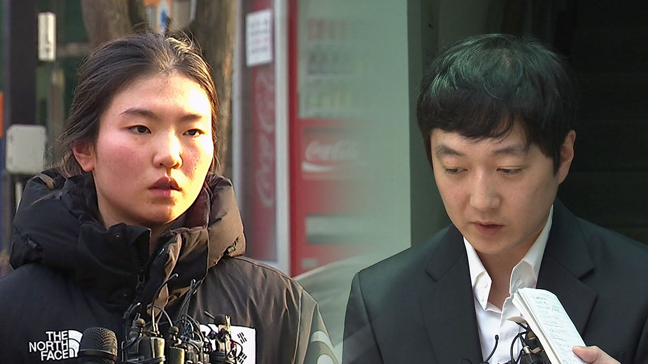 """심석희, 금메달 뒤 숨긴 눈물...""""조재범이 성폭행"""""""