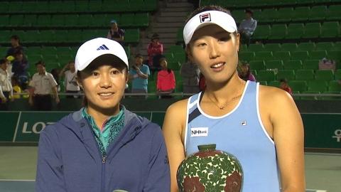 여자테니스 대표 선발에 투어 대회 우승자 제외...공정성 논란
