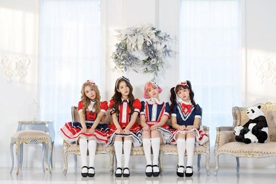 그레이시, 세 번째 싱글 '캔디'로 컴백...'뮤직뱅크' 출격
