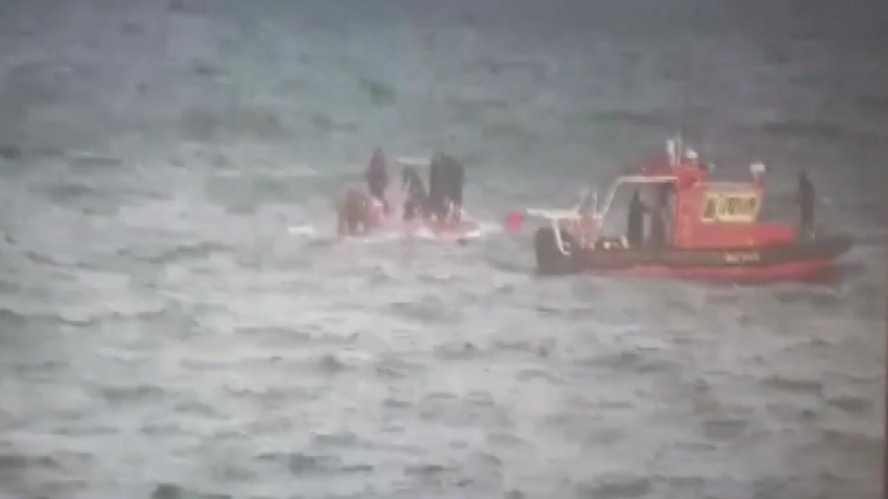 낚싯배·화물선 충돌...3명 사망·2명 실종