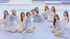 """美 빌보드, 우주소녀 신곡 'La La Love' 집중 보도 """"매혹적 카니발"""""""