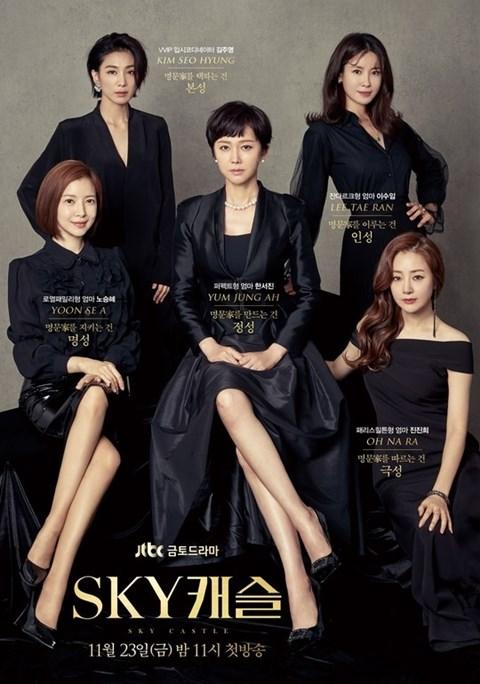 [단독]'SKY캐슬', 17회 대본 유출됐다…제작진 비상