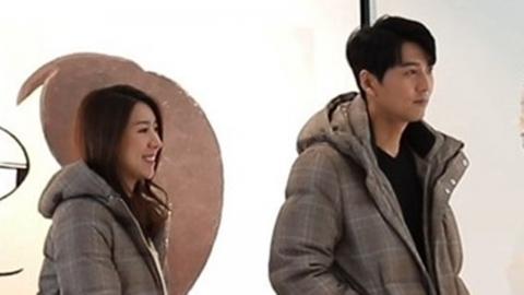 '연애의 맛' 이필모♥서수연, 예복 맞추는 날…알콩달콩