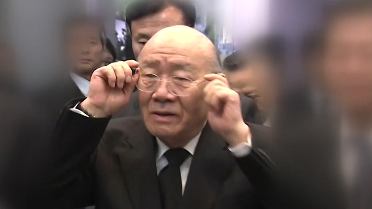 """""""골프장에서 전두환 목격""""...재판만 골라 잊는 알츠하이머?"""