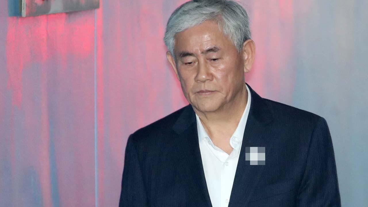 '국정원 뇌물' 최경환 2심도 징역 5년...의원직 상실형