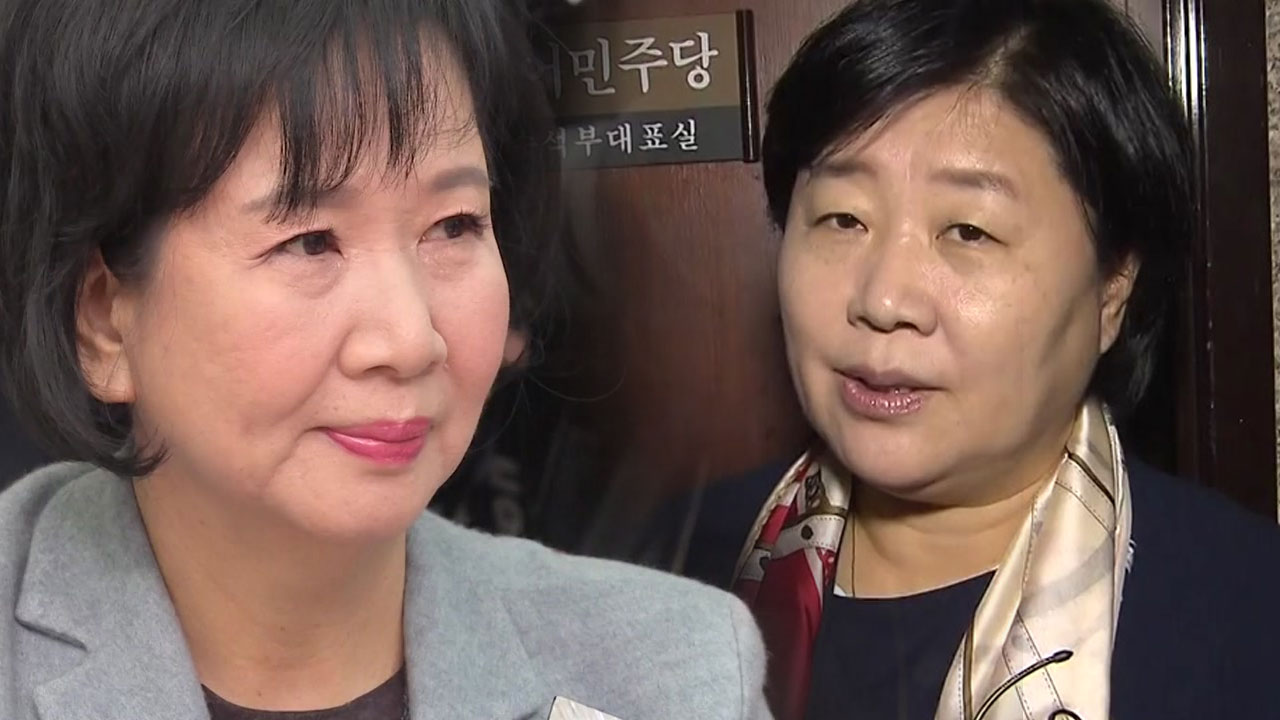 """與 """"손혜원 입장 수용""""...서영교, 원내수석 사퇴"""