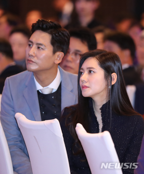 """""""마누라, 영원히 사랑해""""...우효광, 추자현 생일 축하 메시지"""