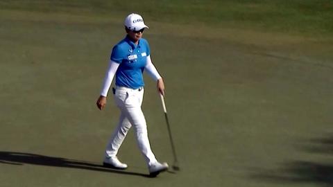 지은희 LPGA 개막전 우승...'32세 8개월' 한국 선수 최고령 우승 기록