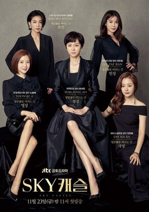"""'SKY 캐슬' 측 """"2월 푸껫 포상휴가? 일정 조율 중"""""""