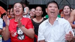 베트남 마지막 키커 어머니, 아들 승부차기 나서자 기절