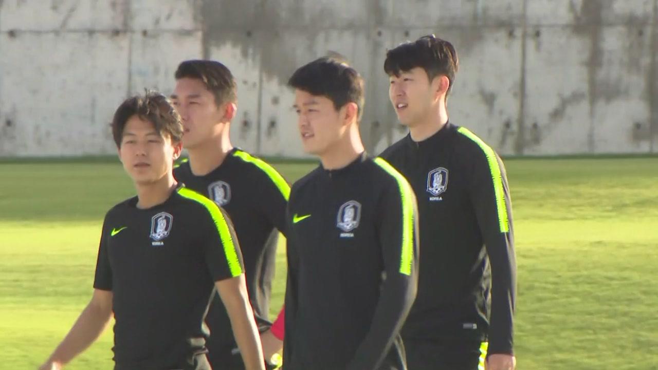 축구대표팀, 오늘 중동 복병 바레인과 16강전