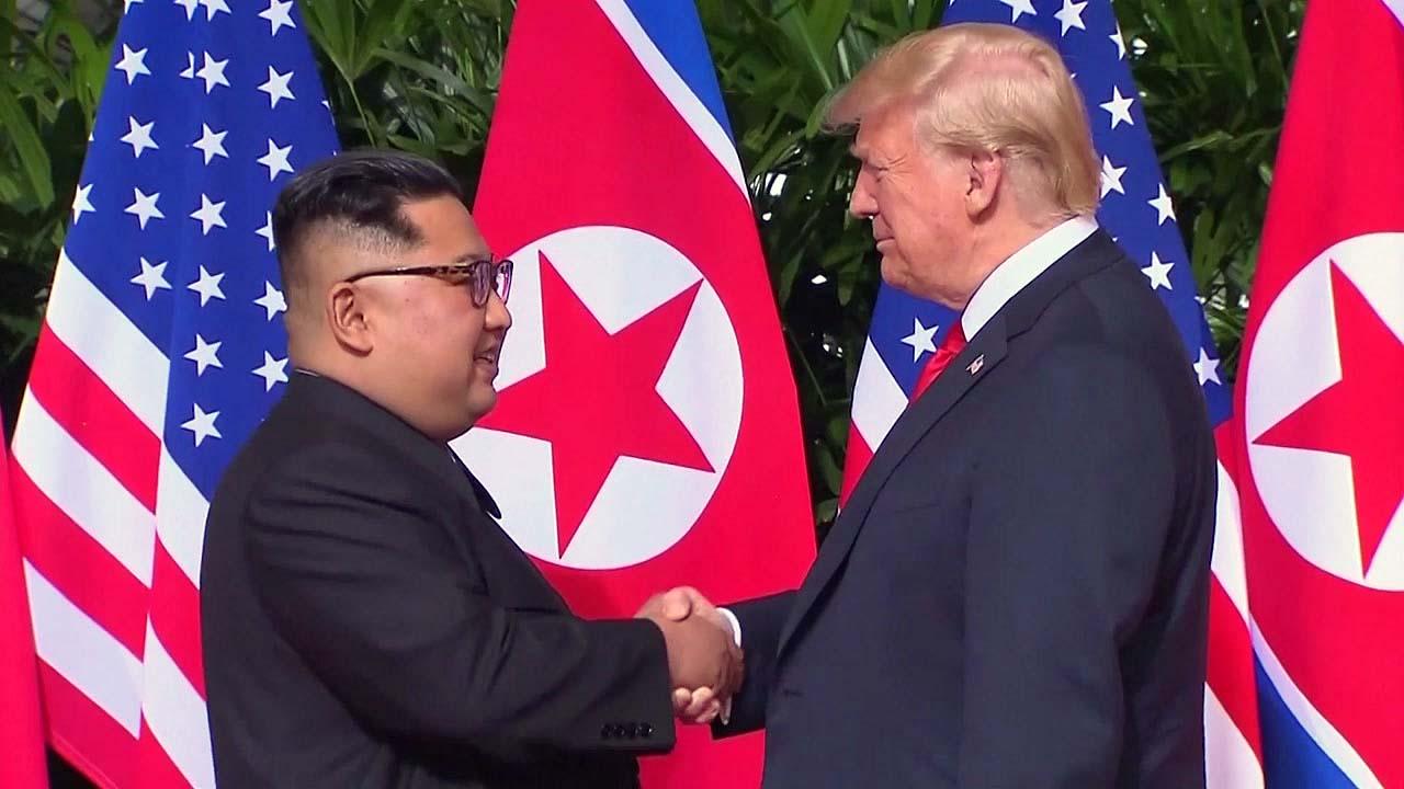 美, 북미대화 띄우기...'핵·ICBM 동결' 우선 부상