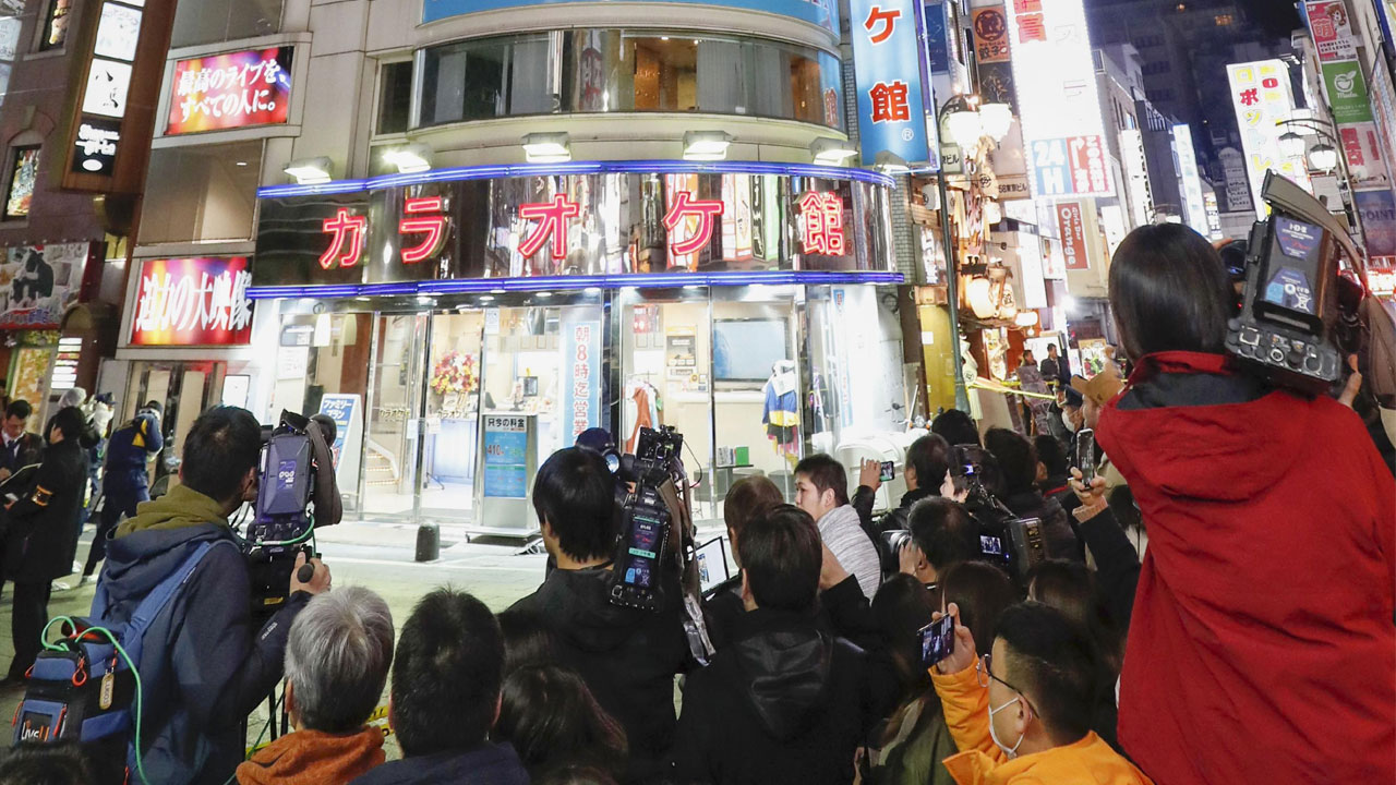 日 도쿄 도심에서 총격 사건...한국인 남성 사망