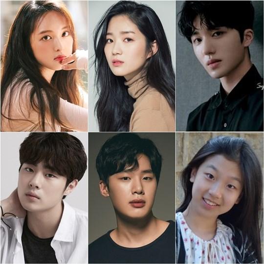 'SKY캐슬' 김보라·김혜윤·찬희·조병규·김동희·이지원, '해투4' 출격!
