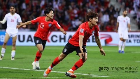 바레인에 진땀승…8강 진출하고도 웃지 못한 대표팀