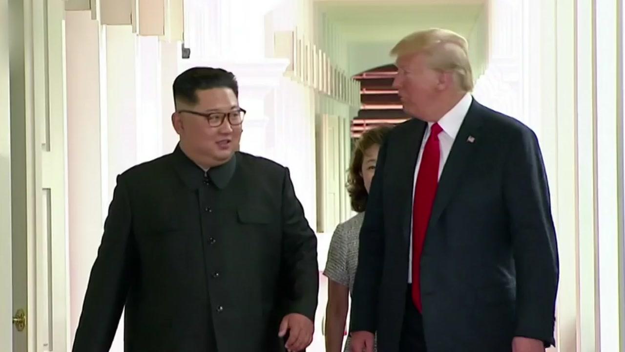 친서 주고 받은 북미 정상...실무 협상은?