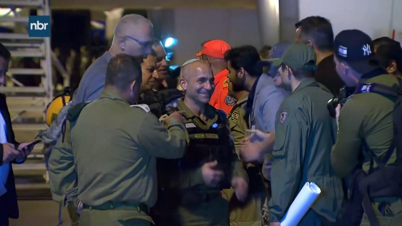 이스라엘, 댐 붕괴 브라질에 軍구조대 파견