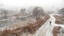 [날씨] 귀성길 비·눈...설날, 반짝 추위 뒤 中 스...