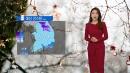 [날씨] 전국 단비...영서·산간 눈, 짙은 안개 유의