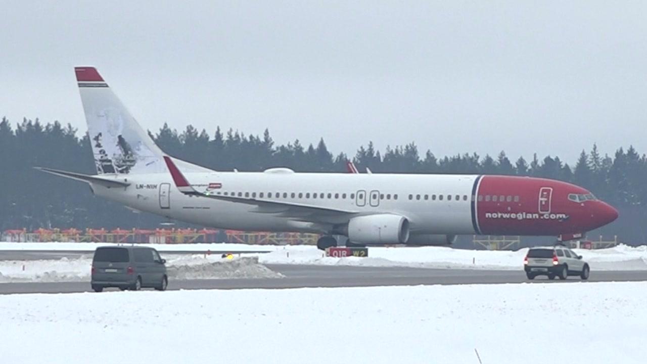 승객 169명 탄 노르웨이 여객기 폭파 협박에 긴급 회항