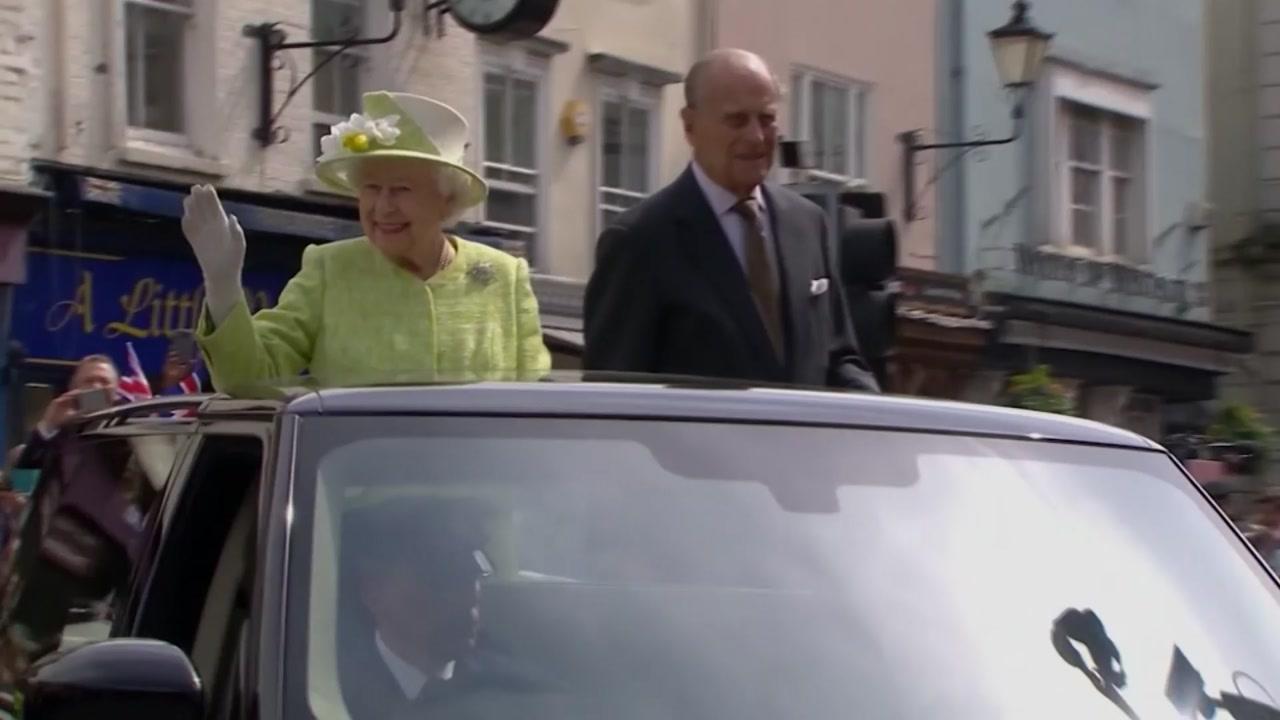 영국 여왕 남편 필립공, 교통사고 이후 운전 포기 선언