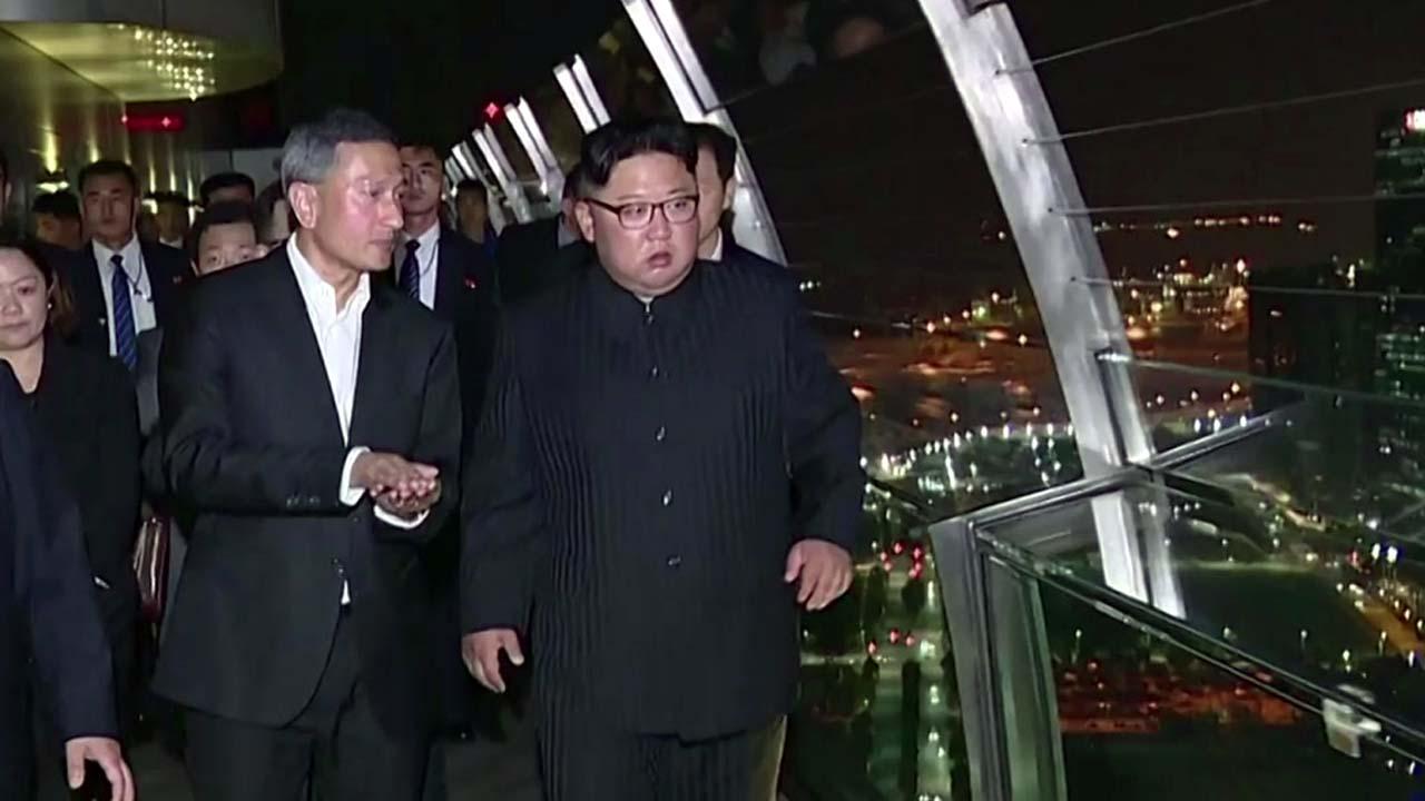 김정은, 베트남 국빈방문 가능성...경제교류 행보?