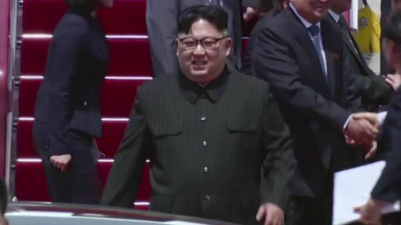 김정은 경제행보 관심...하이퐁·하롱베이 시찰?