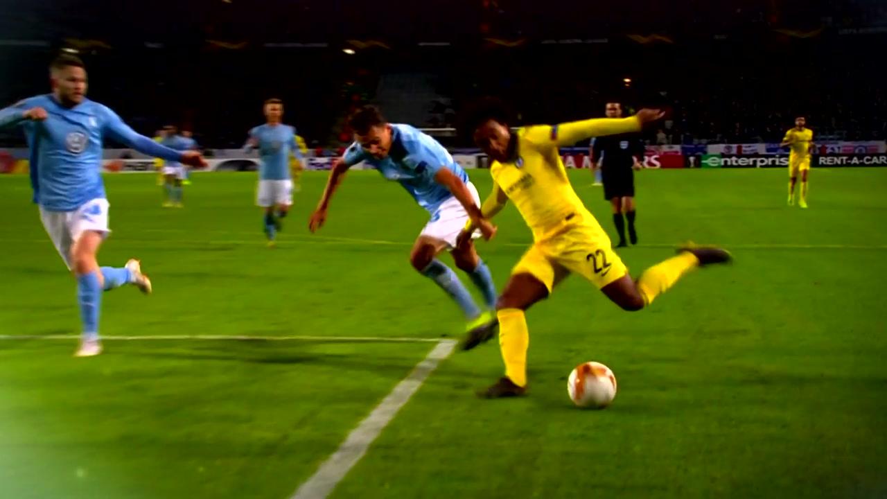 [영상] UEFA 유로파리그 32강 토너먼트 하이라이트