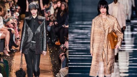 19FW 뉴욕 패션위크 속 YG 케이플러스 모델들의 활약상!