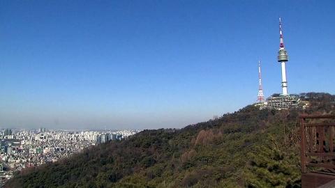 [날씨] 내일 구름 많고 공기 깨끗, 오후 제주도 비