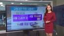 [날씨] 서울 등 중부 대설주의보...출근길 교통 대란