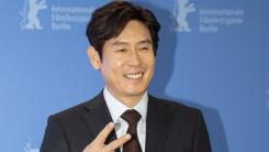 """베를린영화제 달군 설경구 """"'우상', 마음을 움직인 작품"""""""