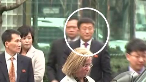 北 김혁철 베이징 도착…오후에 하노이로 향할 듯