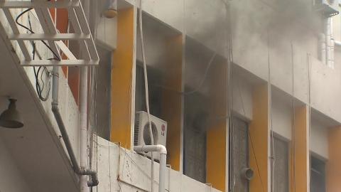 대구 목욕탕에서 불…2명 사망·60여 명 부상