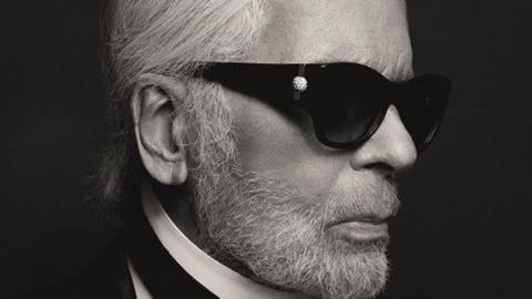 '패션계의 아이콘' 칼 라거펠트, 85세로 별세